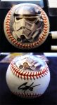 Play Ball: Stormtrooper by gattadonna