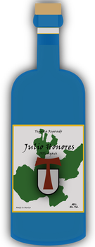 Tequila Julio Honores by 79mexique97