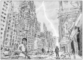 TMR. Scorch trials. by Alex-Soler