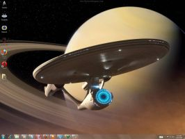 Star Trek Windows 7 Theme by yonited