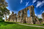 Glastonbury Abbey 5 by Vitaloverdose