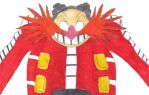 Dr. Robotnik -coloured- by Aeida