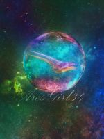Space Marble by aresgirl34