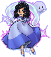 MLG: Princess Boo B. Contest Prize by Pallypie