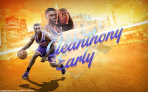 Cleanthony Early by Sanoinoi