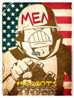 Men or Maggots by sgtst0rm