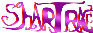 Shartrace Font by Dragonrage19