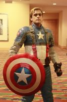 Captain America by lianthus