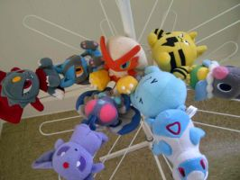 Pokedoll Sales (American) by SEGAMew
