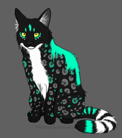 Warrior Cats Auction by AdoptableSky