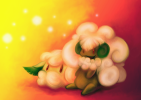 Cotton Spore by avroillusion