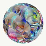 Plastic Marble by hallv5
