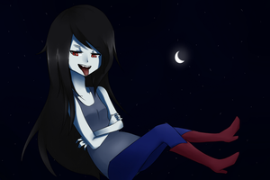 Marceline by Mekkeeyy12