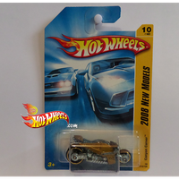 CANYON CARVER GOLD VARIATION by idhotwheels