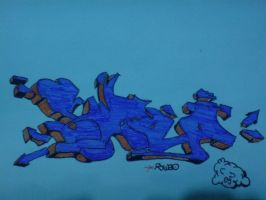 Graffit swao by Dinomann
