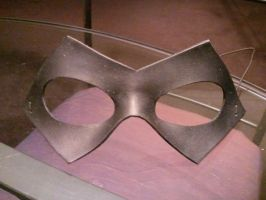 Leather Domino Mask by Al-the-Monkey