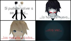 Si pudiese volver a ser normal... by Ene-chan144