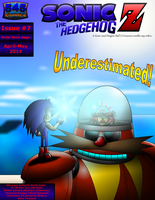 Sonic the Hedgehog Z Issue 7 FULL COMIC PDF by CCI545