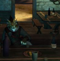 My Charr in Guild Wars 2 by NepiCanis