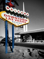 Las Vegas Downtown by naranch