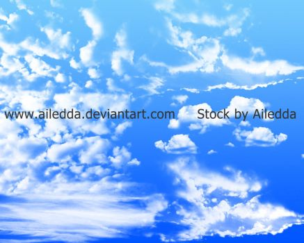 Clouds Pack 3 by Ailedda