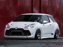 Citroen DS3 by cudotworca
