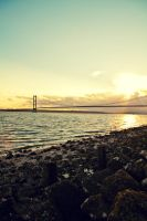 The River Humber by allenjennison