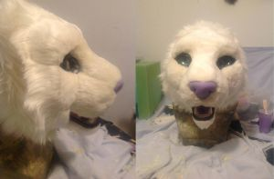 Lion Premade WIP by Bmo-Productions