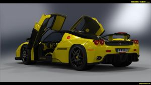 Enzo Xtreme yellow in studio by RJamp