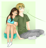 You belong to me [APH] by vvaporeon