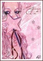 Fairy Star - ACEO by Katerina-Art