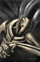 General Grievous - Colors by Arukun14