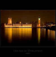 Houses of Parliament by LenikLAS