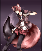 Raffle Prize #2 for Reversiwings by CuBur