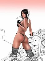 Dirty Music by xcanner