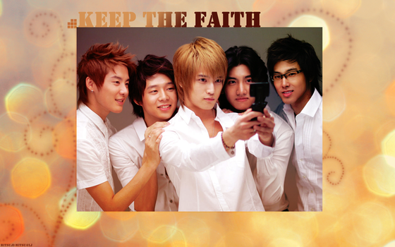 .keep the faith. by tachibana-mitsukai