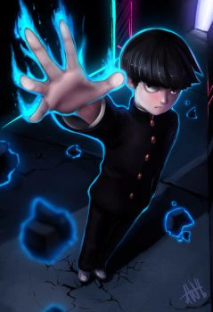 Mob by Lushies-Art