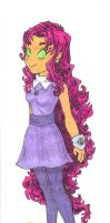 TTG! StarFire: ''The Date'' by BobsCookie