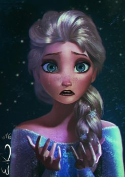 Elsa Remake by MrRabLo