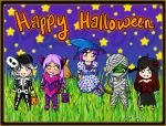 Happy Halloween 2010 by mea0113