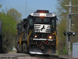 Factory Fresh NS 8805 leads NS 301 by EternalFlame1891