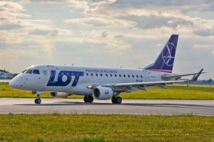SP-LDE - Embraer ERJ 170 - PLL LOT by mysterious-one