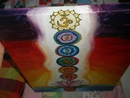 chakras 2 by geeKISSexy