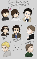 A Guess who of Chibis... by ravengrimm