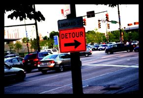 Baltimore Rush Hour by depressedangel10