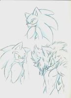 Sonic hedgehog by Mimy92Sonadow