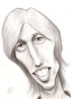 Tom Petty by EspnB
