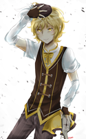 Male!Mami by pianorei