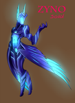 Adoptable Zyno (sold) by UndeadKitty13