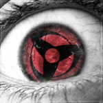 Sharingan by Hollow---Ichigo